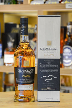 Glenmorangie Ealanta Private Edition Front