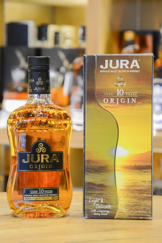 Jura Origin 10 Years Old Front