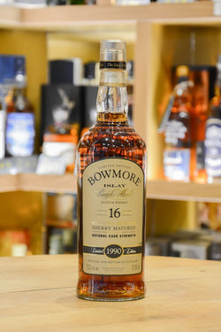 Bowmore 16 Year Old 1990