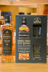 Bushmills 10 Year Old Gift Set