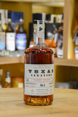 Texas Legation Bourbon Front