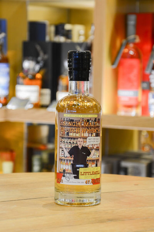Littlemill Batch 1 - That Boutique-y Whisky Company Front