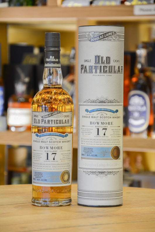 Bowmore 1998 17 Year Old - Old Particular