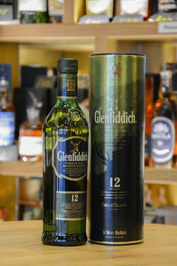 Glenfiddich 12 Year Old Front
