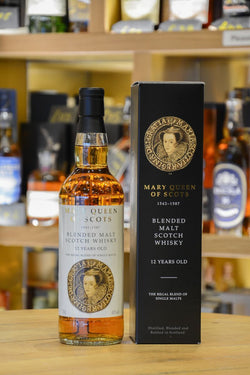 Mary Queen Of Scots Blended Malt