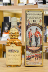 Glen Moray 12 Year Old - Highland Regiments Series