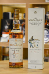 Macallan 7 Year Old Front