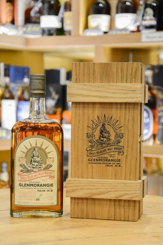 Glenmorangie Original 25 Year Old 1974 Limited Edition Front