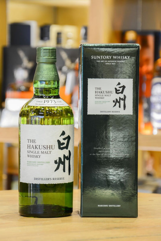 The Hakushu Distiller's Reserve Front