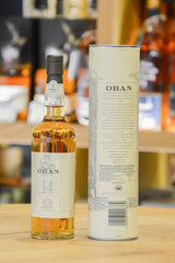 Oban 14 Year Old (20cl) Front