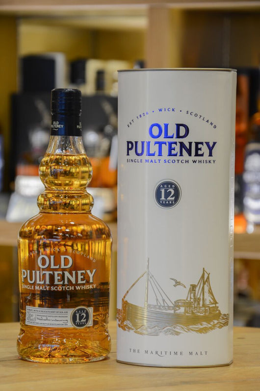 Old Pulteney 12 Year Old Front