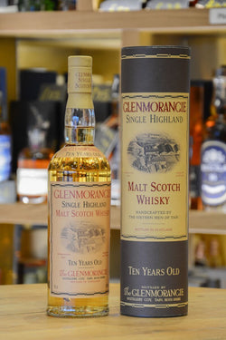 Glenmorangie 10 Year Old (New Packaging)