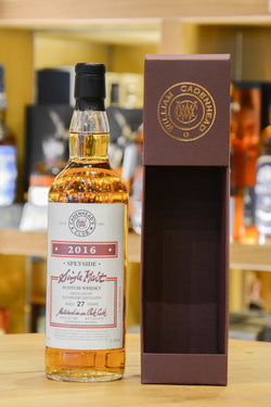 Auchroisk 27 Year Old 1989 - Cadenheads Club Limited Edition