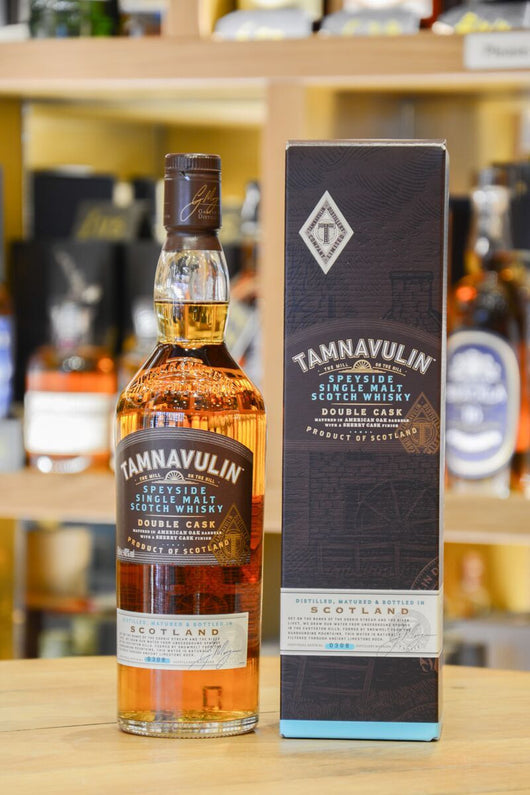 Tamnavulin Double Cask Front