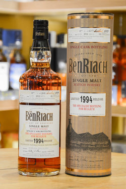 BenRiach 18 Year Old 1994 Single Cask