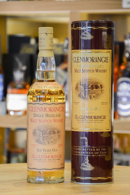 Glenmorangie 10 Year Old Front