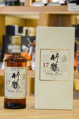 Nikka Taketsuru 17 Year Old Front
