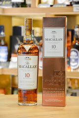 Macallan 10 Year Old Sherry Oak Front