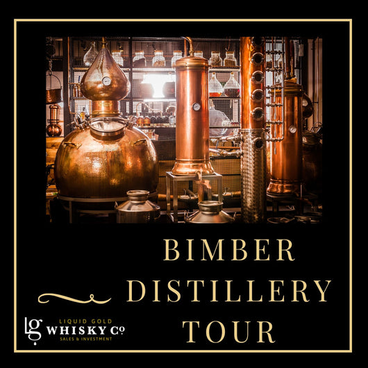 London Bimber Distillery Tour - NEW! (POSTPONED)