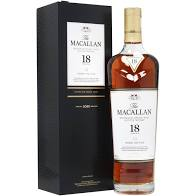 Macallan 18 Year Old Sherry Oak 2020 Release