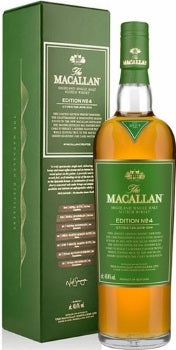 Macallan no.4.