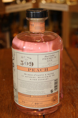 Buss No.509 Peach Bottling Note