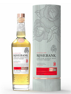 Rosebank 30 Year Old Release One Single Malt Whisky