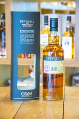 Gordon & Macphail Speymalt Macallan Single Malt Whisky Back