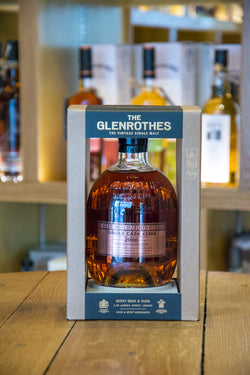 The Glenrothes Single Cask Limited Edition Speyside
