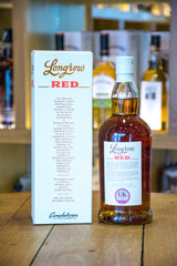 Longrow Red Australian Shiraz Cask Whisky 11 years