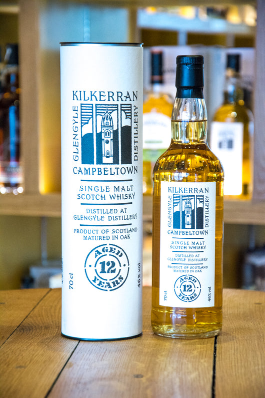 Kilkerral Campbell Town Single Malt Scotch Whisky