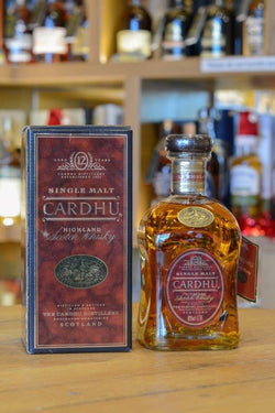 Cardhu 12 Years - Single Malt