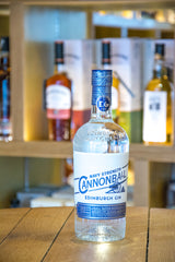 Navy Strength Cannonball Edinburgh Gin Front