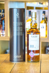 Gordon & Macphail Cask Strength Single Malt Scotch Whisky Back