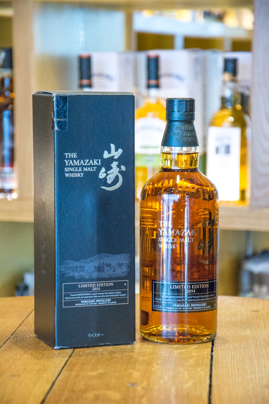Yamazaki Single Malt Whisky Limited Edition 2014