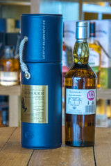 Talisker 25 year old Isle of Sky whisky 2007 Back