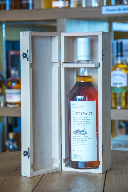 Pittyvaich 12  year Speyside Bottle