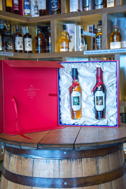 Macallan Queen Elizabeth's Coronation 60th anniversary Edition Bottles