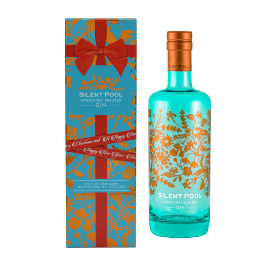 Silent Pool Gin in Limited Edition Christmas Box