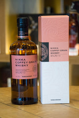 Nikka Coffey Grain Whisky Front