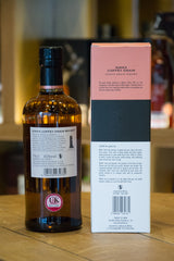 Nikka Coffey Grain Whisky Back