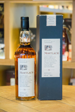 Mortlach Front