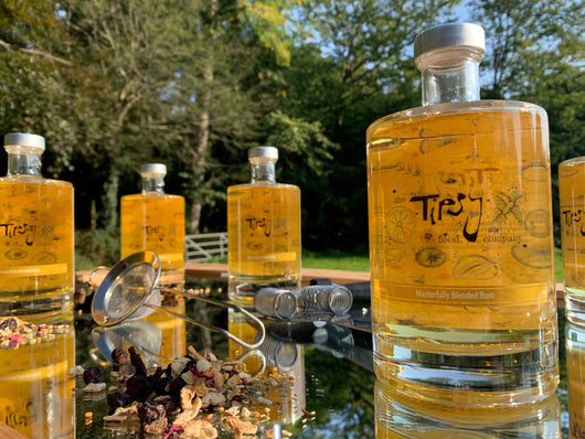 Masterfully Blended Rum - The Tipsy Food Co