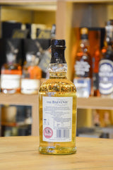 The Balvenie Single Barrel 12 Year Old Back