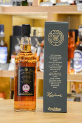Hazelburn 8 Year Old - Cadenheads Back