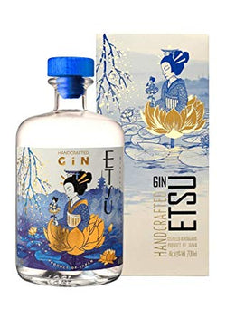 Etsu Gin Bottling