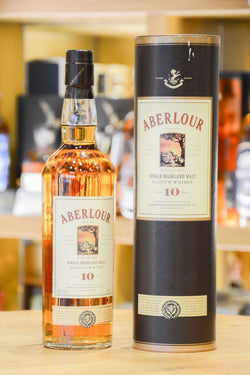 Aberlour 10 Year Old (Old bottling)