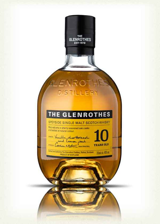 The Glenrothes  Single Malt 10 year old – Soleo Collection