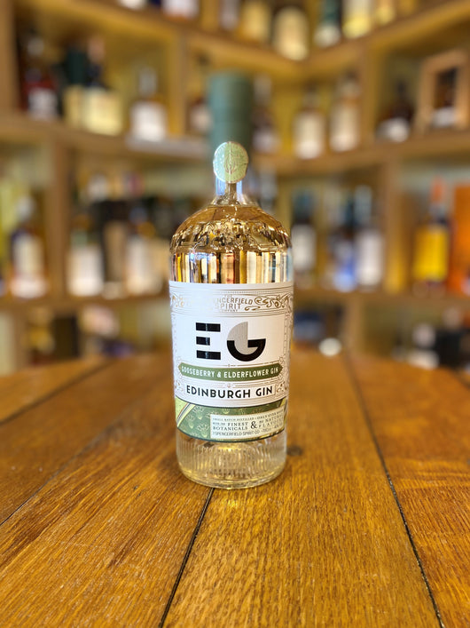 Edinburgh Gin Gooseberry & Elderflower (70cl-40%ABV)