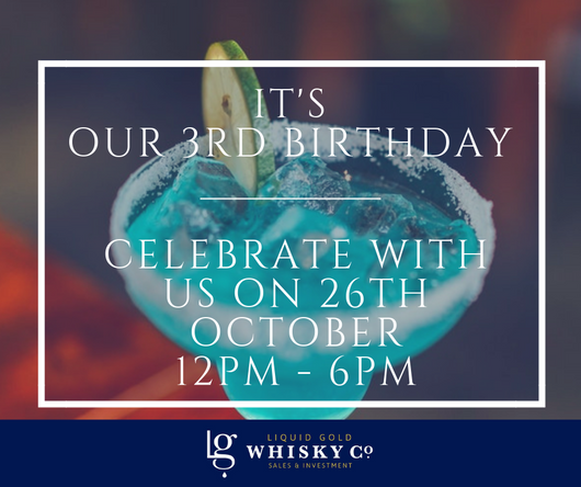 3rd Birthday Celebration Event – 26th October 2019